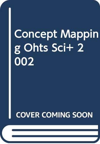 9780030646669: Concept Mapping Ohts Sci+ 2002