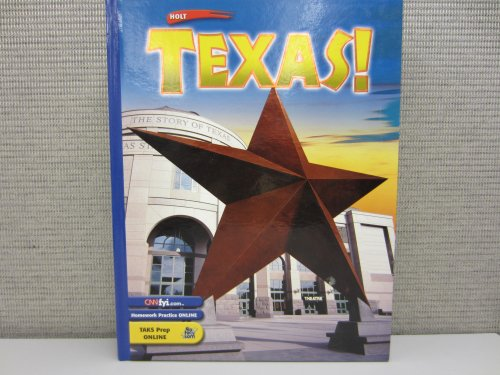 9780030646782: Holt Texas! Texas: Student Edition 2003