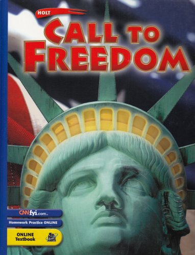 9780030646799: Call to Freedom (Call to Freedom Complete Edition)