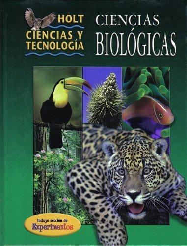 9780030647499: Pe Holt Ciencias y Tecnologia 2001 Life