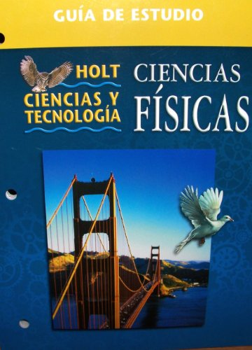9780030647642: Study GD Hc&t 2001 Phys
