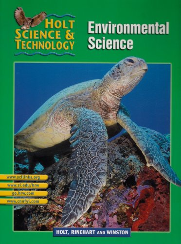 9780030647826: Holt Science and Technology Environmental Science: Short Course E