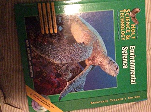 Holt Science & Technology, Teacher's Edition: Katy Z. Allen,