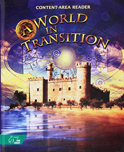 9780030650345: World in Transition: Content Reader 2003