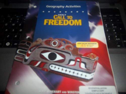 9780030652516: Call to Freedom Complete Edition: Geography ACT