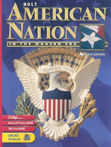Holt American Nation : Modern Era: Paul Boyer