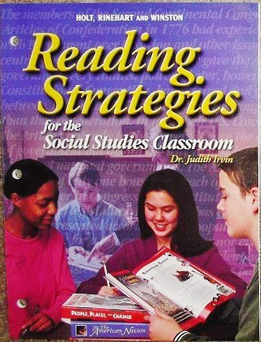 9780030653544: Reading Strategies for the Social Studies Classroom