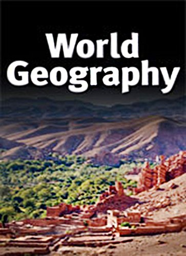 Geography For Life Activities with Answer Key Holt World Geography Today: HOLT, RINEHART AND ...