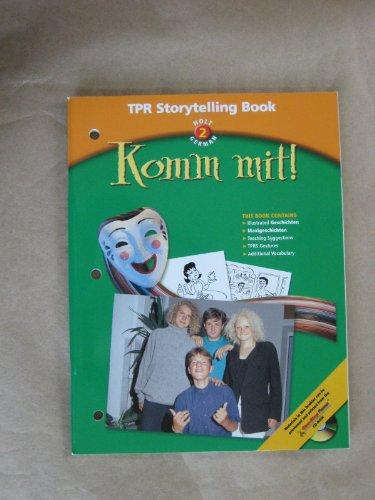 9780030654817: Tpr Storytell Bk Komm Mit! LV 2 2003