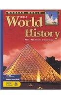 holt world history human - AbeBooks