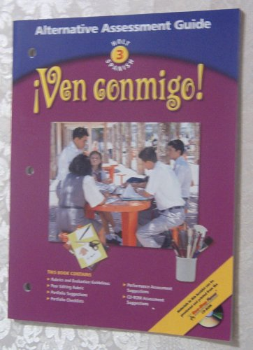 9780030655517: Alt Assmnt GD Ven Conmigo! LV 3 2003 (Spanish Edition)