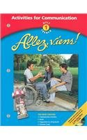 9780030655586: Holt Allez, viens!: Activity for Communication Level 1 (French and English Edition)