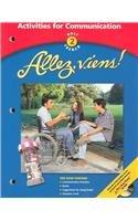 9780030655630: Allez, viens!: Activity for Communication Level 2