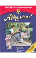 9780030655685: Allez, viens!: Activity for Communication Level 3