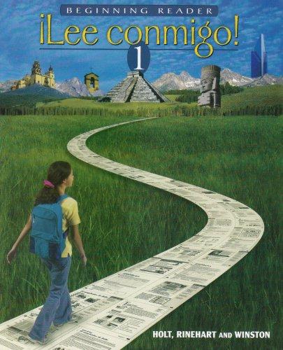 9780030656149: �Ven conmigo!: �Lee conmigo! Beginning Reader Level 1