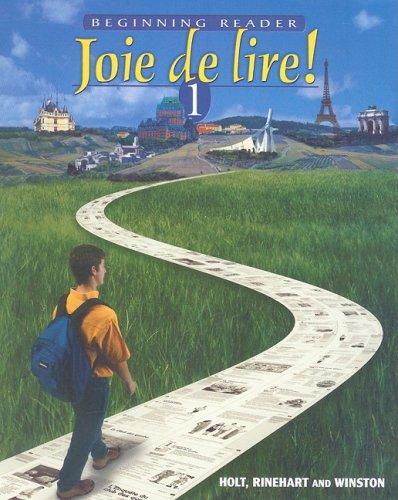 9780030656262: Allez, viens!: Joie de lire! Beginning Reader Level 1