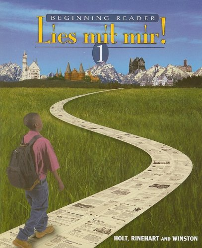 9780030656378: Komm mit!: Beginner Reader Lies mit mir Level 1