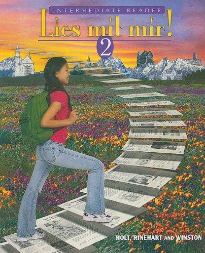 9780030656385: Lies Mit Mir! Intermediate Reader 2 (Komm Mit)