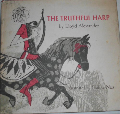 9780030656408: The Truthful Harp