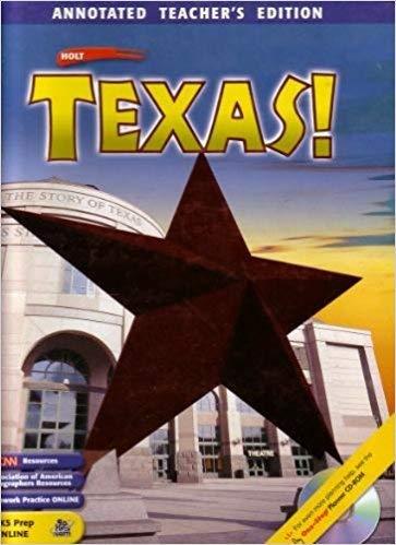 9780030656910: Holt Texas