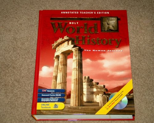9780030657320: Annotated Teacher's Edition (World History: The Human Journey)