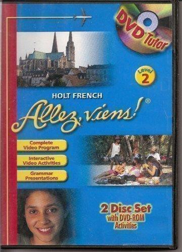 9780030658594: Allez, Viens: DVD Tutor, Level 2