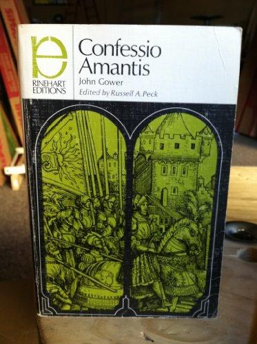 9780030658709: Confessio Amantis