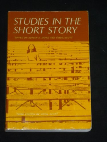 9780030659300: Studies In The Short Story,