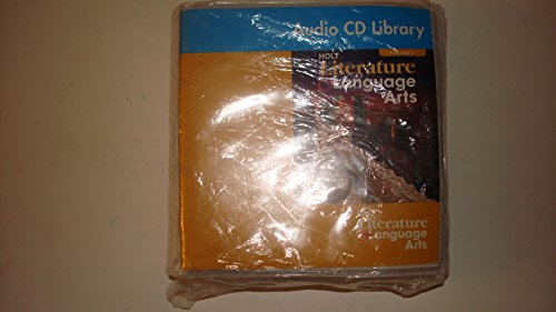 9780030661686: Holt Literature & Language Arts (Fifth Course) Audio CD Library