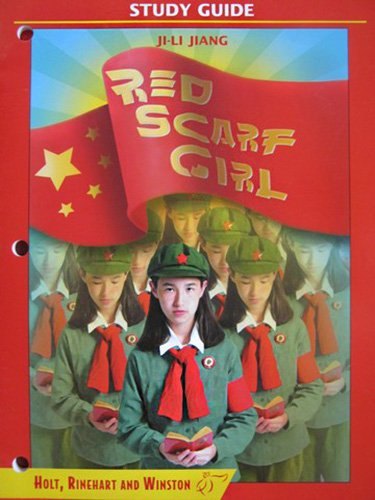 9780030662782: Red Scarf Girl Study Guide with Connections