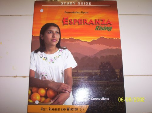 9780030663529: Esperanza Rising (Study Guide with Connections)