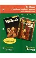 9780030663543: Holt Literature and Language Arts California: At Home: Guide Grade 7 (Holt Lit & Lang Arts 2003)