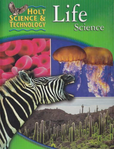 9780030664762: Holt Science & Technology: Life Science: Student Edition 2005