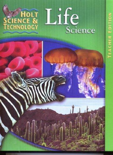 Life Science (Teacher's Edition): Allen, Katy Z.