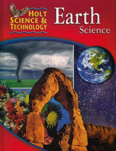 9780030664786: Holt Science & Technology: Earth Science: Student Edition 2005