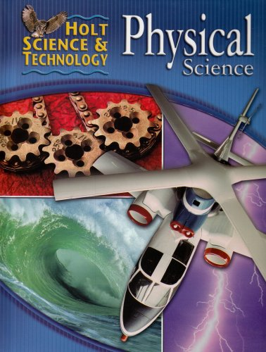 9780030664816: Holt Science & Technology: Physical Science: Student Edition 2005