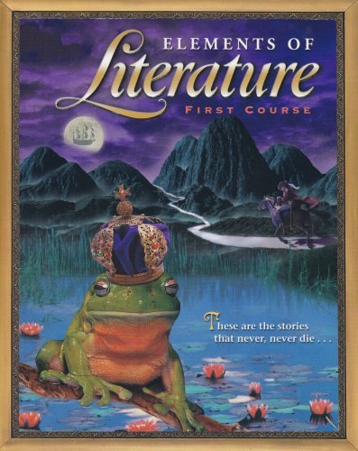 9780030672781: Elements of Literature: First Course, Student Edition
