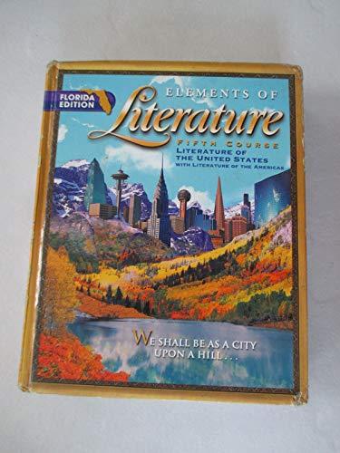 9780030672927: Holt Elements of Literature Florida: Student Edition EOLIT 2003 Grade 11 2003