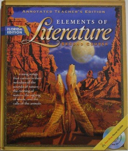 9780030672989: Holt Elements of Literature, Teacher's Edition