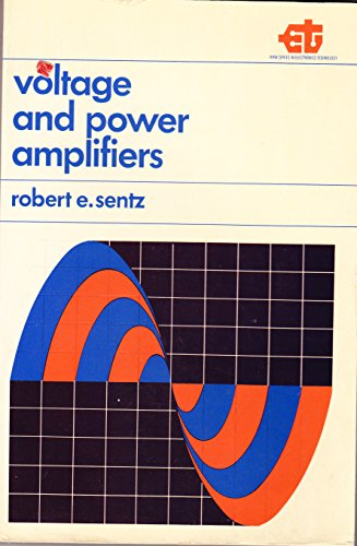 9780030673856: Voltage and Power Amplifiers