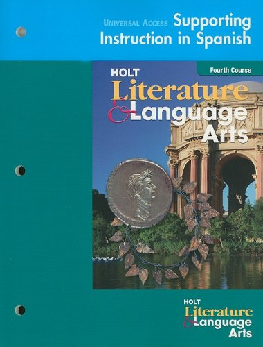 9780030674716: Universal Access Holt Literature & Language Arts, Fourth Course