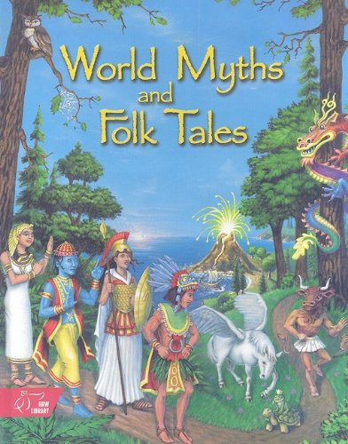9780030675423: Holt McDougal Library, High School with Connections: Individual Reader World Myths and Folktales (Anthology)