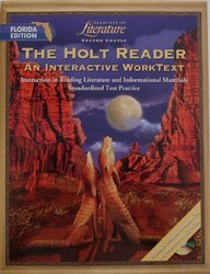 9780030675447: Holt Reader an Interactive Worktext, Grade 6, Introductory Course (Elements of Literature)