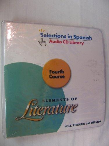 9780030677175: Audio CD Lib: Select/Spn Eolit 2003 G 10