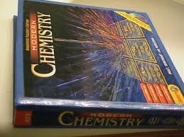 9780030677984: Modern Chemistry Annotated Teacher's Edition