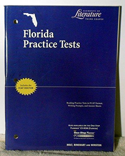 9780030678745: FL Practice Tests Eolit 2003 G 9