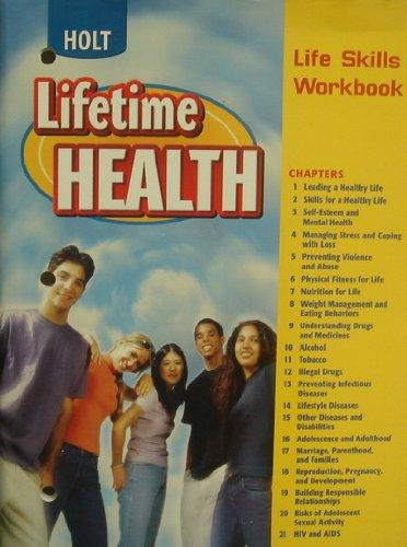 9780030681172: Lifetime Health: Life Skills Workbook