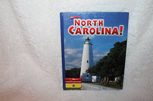 9780030682483: North Carolina History