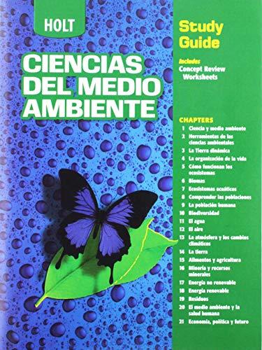 9780030683435: Spn Study GD Env Sci 2004
