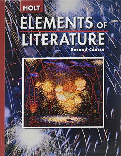 9780030683749: Elements of Literature: Student Edition Grade 8 Second Course 2005